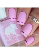 Лента для ногтей, розовый