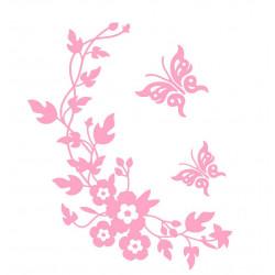 Веночек светло-розовый