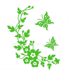 Веночек зеленый