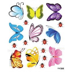 Мини бабочки