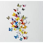 Волшебные бабочки 3D