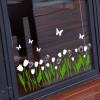 Наклейки на витрину