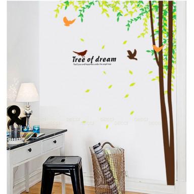 Наклейка на стену Дерево мечты
