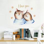 Коты в тельняшках