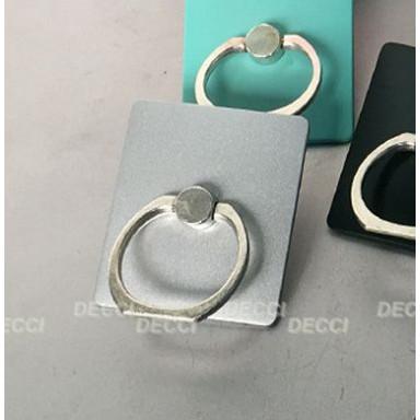 Кольцо-держатель для телефона, серый