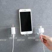 Крепление вилки / телефона на стене