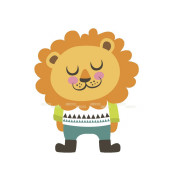 Малышка-лев