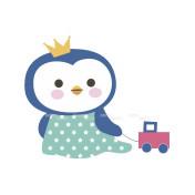 Малышка-пингвинчик