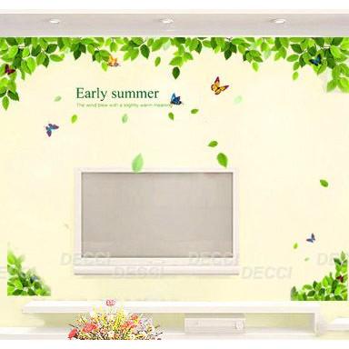 Наклейка на стену Раннее лето