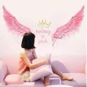 Розовые крылья
