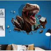 Тиранозавр, 3d эффект