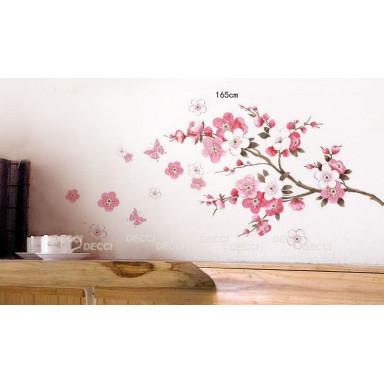 Наклейка на стену Весна