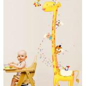 Забавный жираф лист 60х90см