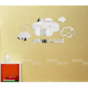 Улыбка облака