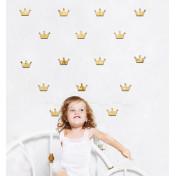 """Дизайн """"Короны"""", золото"""