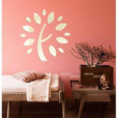 Наклейка на стену Лучистое дерево