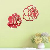Розы, цвет красный