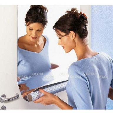 Пленка-зеркало, толщина 0,1 мм